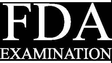FDA Examination